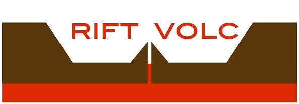 RiftVolc logo